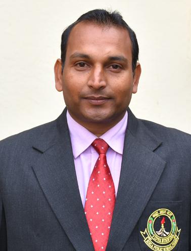Mr. Siddharth Rai
