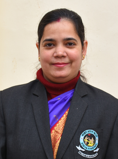 Ms. Shivangi Sharma
