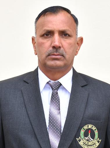 Mr. Suresh Kumar Lamba