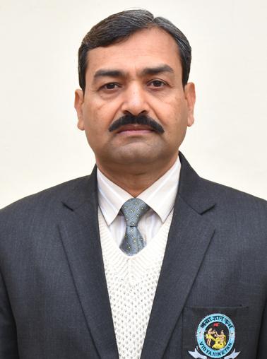 Mr. Krishna Kumar Surothia