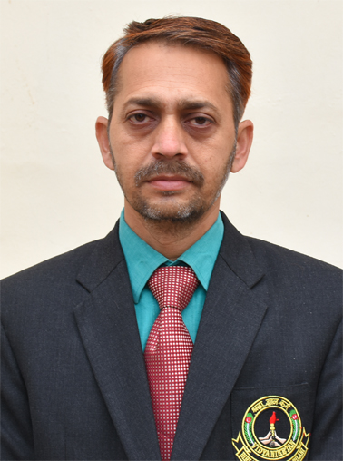 Mr.  Parveen Kedar