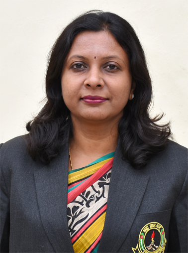 Ms. Vineela Prakash
